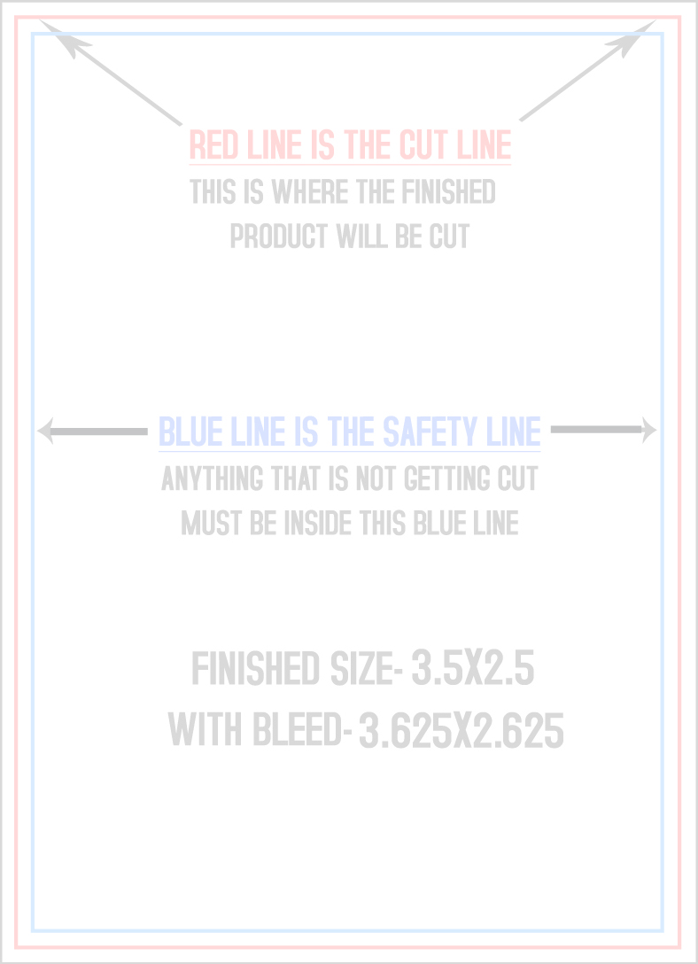 PinPoint Press Templates For Custom Design